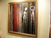 До 10 травня вінничани можуть переглянути провокаційну виставку латвійської художниці