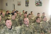 """Кращі бійці спецбатальйону """"Вінниця"""" отримали відзнаки Верховної ради"""