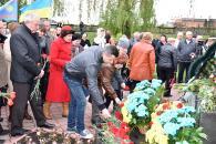 У Вінниці відбувся мітинг-реквієм пам'яті загиблих та померлих внаслідок Чорнобильської катастрофи