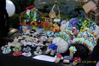 Вінничани влаштували благодійну акцію, аби зібрати смаколики та кошти у Великодній кошик для учасників АТО