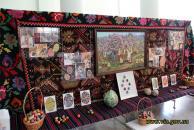 У приміщенні облдержадміністрації відкрилася Великодня виставка