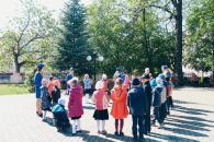 Всі вінницькі першокласники протягом квітня-травня ознайомляться з історією народження Вінниці