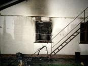 В Мурованих Курилівцях у пожежі загинув 8-річних хлопчик
