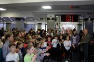 """Вихованці дитячої школи мистецтв підготували виставку до Великодня """"Магія писанок"""""""
