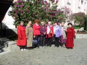 Відвідувачі Терцентру побували на виставках народної творчості