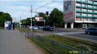 """Зранку біля """"Книжки"""" не розминулись Volkswagen та Волга"""