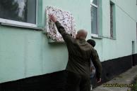 У Вінниці встановили  меморіальну дошку двом загиблим героям в АТО