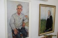 """90-річний вінницький художник, ветеран Другої світової війни, подарував півсотні картин """"Брестській фортеці-герою"""""""