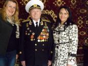 Вінничани привітали ветеранів до Дня Перемоги