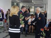У Вінницькій міській раді привітали ветеранів Другої світової війни