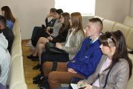 Майбутні абітурієнти Вінниці дізнавались про навчання у Національній академії внутрішніх справ