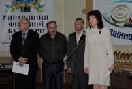 """У Вінниці триває ІІI Всеукраїнський турнір з шашок-64 """"Вінницькі фонтани"""""""