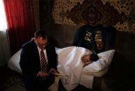 Вінницьких ветеранів війни за особливі бойові заслуги перед Вітчизною привітали від імені Президента