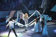 Казкове шоу з вражаючими постановками 19 травня привезе у Вінницю співачка Ірина Федишин
