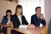 """""""Назад до школи"""" сьогодні """"повернувся"""" Вінницький міський голова, аби провести для старшокласників урок"""