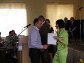 У Вінниці відзначили кращих вчителів