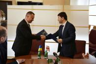Вінниця підписала з грузинським містом Руставі Протокол намірів про встановлення дружніх відносин