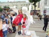 День Європи у Вінниці. Фото та відео-репортаж святкування