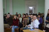 У Вінниці відбулась творча зустріч з письменницею Анною Багряною та вистава за її п'єсою «Над часом»