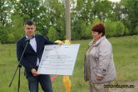 В селі на Вінниччині за підтримки проекту DESPRO введено в дію водогін