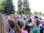 Понад 3 тисячі вінничан взяли участь в Олімпійському дні бігу