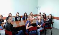 Працівники Терцентру ділилися досвідом зі студентами, які в майбутньому стануть соціальними працівникам