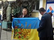 У Вінниці запрацював Центр підтримки учасників АТО та їхніх сімей