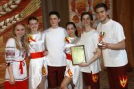 В міському етапі Всеукраїнського фестивалю дружин юних пожежних перемогла команда Вінницької школи №12