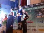 Вінничани здобули перші місця на Всеукраїнському турнірі найсильніших боксерів
