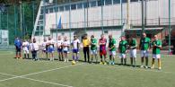 Працівники фіскальної служби області зіграли в футбол з ветеранами