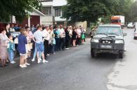 У зону АТО вирушив черговий зведений загін вінницької поліції