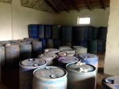 На одному із зерносховищ в Могилів-Подільському районі виявили більше 50 тис. літрів спирту