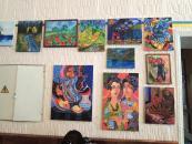 Вінничан запрошують на виставку робіт учнів Дитячої школи мистецтв «Щаслива дитина – квітуча Україна!»