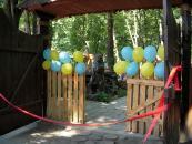 Впродовж літа дітки з інвалідністю зможуть безкоштовно відвідувати міні-зоопарк у центральному парку Вінниці