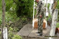 В Ямпільському районі тривають роботи з ліквідації наслідків руйнівної стихії