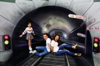 """Вінничани мають можливість відвідати єдину в Україні галерею """"живих"""" 3D-картин"""