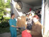 Вчора у Вінниці відбулася благодійна акція «Не будь байдужим»