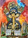 """Вінничан запрошуєть на вернісаж VI Вінницького бієнале художнього текстилю """"Світ у клаптику"""""""