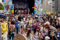 Компанія «Рудь» влаштувала незабутнє свято морозива для вінничан