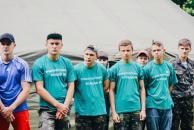 Близько ста студентів взяли участь у спортивному таборі «Зірниця»