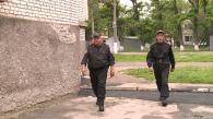 На вул. Станіславського затримали вінничанина, який з ножем у руках намагався пограбувати магазин