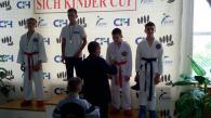 Вінницькі каратисти привезли 9 медалей з Новоград-Волинського