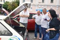Фоторепортаж з Європейського тижня сталої енергетики у Вінниці