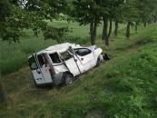 Жахлива аварія на Вінниччині: півторарічна дитина загинула, ще двоє діток та вагітна жінка у реанімації