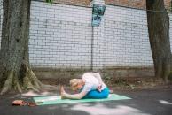 У Вінниці відзначили Міжнародний День йоги