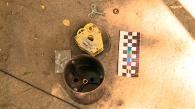 В центрі міста знайшли підозрілу коробку, з середини якої лунав цокот. Поліція перевіряла на наявність вибухівки