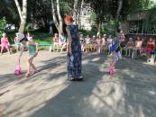 Вінницькі малята побували на вечорі «Я люблю Україну» у рамках мистецьких вихідних