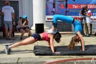 На чемпіонат зі Street Workout до Вінниці приїхали півсотні спортсменів з усієї України