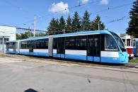 У Вінниці невдовзі на маршрут вийде другий трамвай власного виробництва Вінницької транспортної компанії