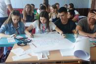 На Вінниччині триває молодіжний табір-форум «Молодь Вінниччини – інвестиція у майбутнє»